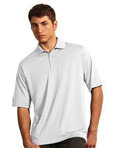 100208 - Exceed White (Mens Shirts Polo)