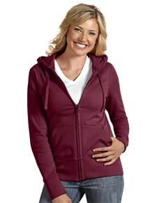 100223 - Women's Signature Hood Cabernet (Womens Outerwear Jacket)