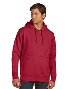 100232 - Signature Hood Cardinal Red (Mens Outerwear Pullover)