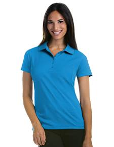 100414 - Women's Pique Xtra-lite Surf (Womens Shirts Polo)