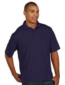 100425 - Pique Xtra Lite Dark Purple (Mens Shirts Polo)