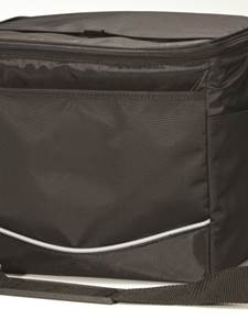 100576 - Exec-beverage Bag Black/Grey (Unisex Luggage Other)