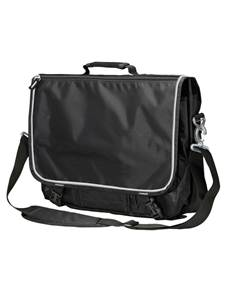 100578 - Exec-attache Black/Grey (Unisex Luggage Other)