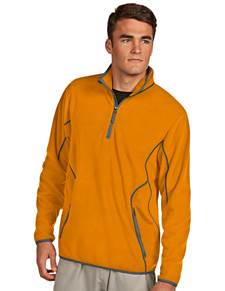 100604 - Ice Pullover Tennessee Orange/Steel (Mens Outerwear Pullover)