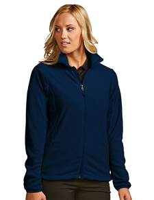 100605 - Women's Ice Jacket Navy (Womens Outerwear Jacket)