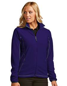 100605 - Women's Ice Jacket Dark Purple/Steel (Womens Outerwear Jacket)