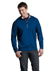 100607 - Leader Pullover Dark Royal/Silver (Mens Outerwear Pullover)