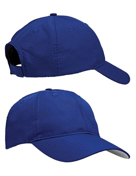 100636 - Pinnacle Hat Dark Royal (Unisex Hats Adjustable)