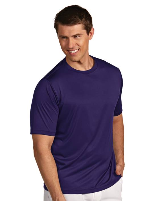 100725 - Ace Tee Dark Purple (Mens Shirts Tee)