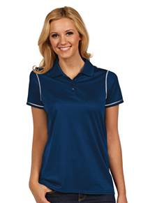 100786 - Women's Icon Dark Royal/White (Womens Shirts Polo)