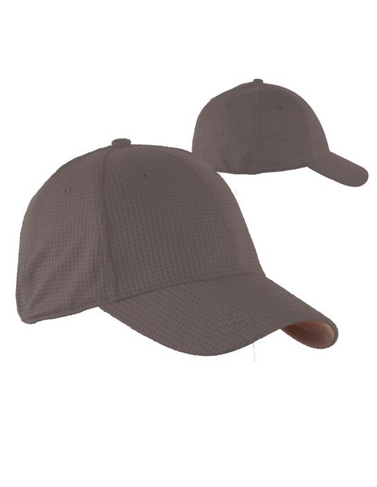 100814-108 - Impression Hat Gun Metal Multi (Unisex Hats Fitted)