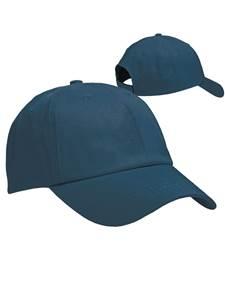 100817 - Premiere Hat Navy (Unisex Hats Adjustable)