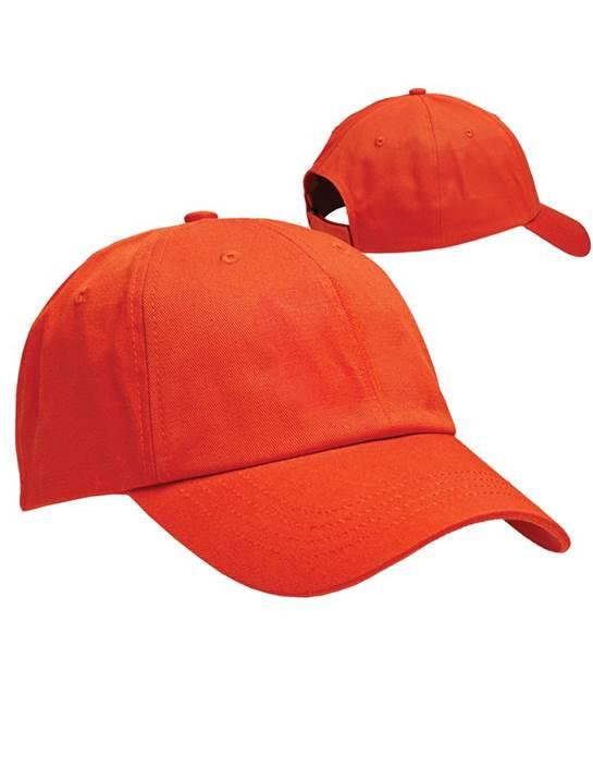 100817 - Premiere Hat Mango (Unisex Hats Adjustable)