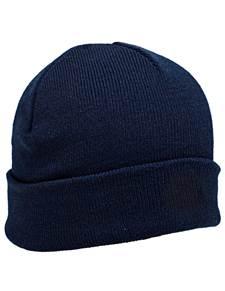 100826 - Brisk Beanie Navy (Unisex Hats Beanie)