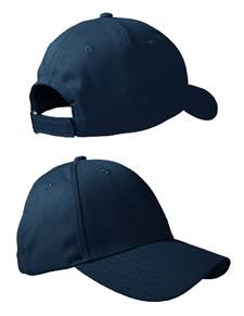 101052 - Encore Hat Navy (Unisex Hats Adjustable)