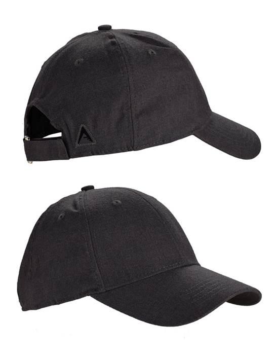 101052 - Encore Hat Smoke Heather (Unisex Hats Adjustable)