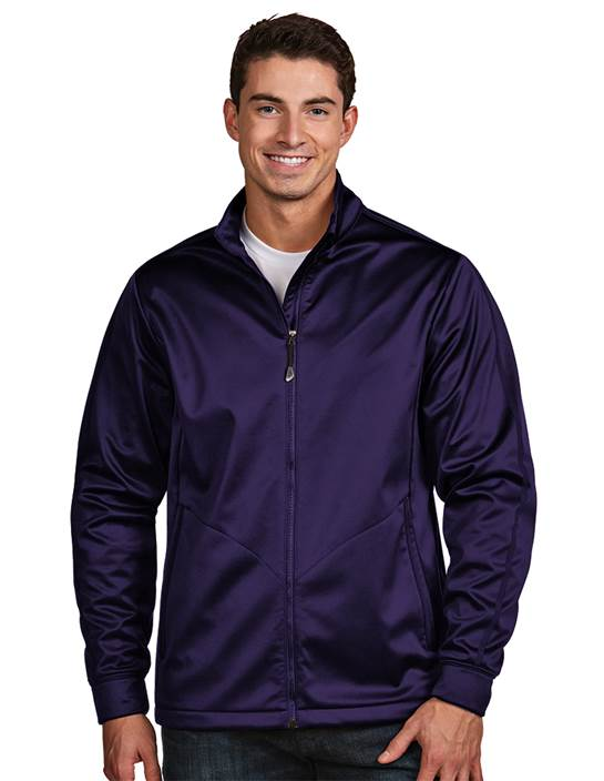 101053 - Golf Jacket Dark Purple (Mens Outerwear Jacket)