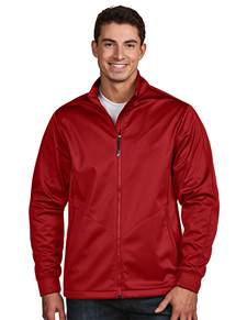101053 - Golf Jacket Dark Red (Mens Outerwear Jacket)
