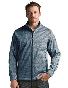 101053 - Golf Jacket Navy Heather (Mens Outerwear Jacket)