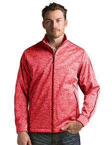 101053 - Golf Jacket Dark Red Heather (Mens Outerwear Jacket)