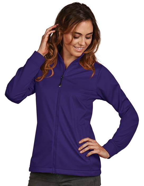 101054-009 - Golf Jacket Women's Dark Purple (Womens Outerwear Jacket)