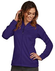 101054 - Women's Golf Jacket Dark Purple (Womens Outerwear Jacket)