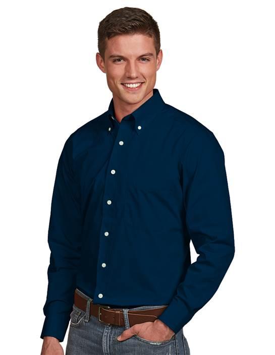 101065 - Dynasty Navy (Mens Shirts DressShirt)