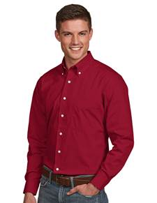 101065 - Dynasty Cardinal Red (Mens Shirts DressShirt)