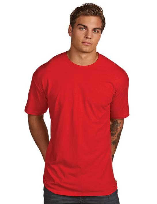 101149 - Superior Tee Red (Mens Shirts Tee)