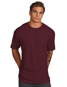 101149 - Superior Tee Maroon (Mens Shirts Tee)