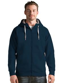 101183 - Victory Full Zip Hood Navy (Mens Outerwear Jacket)
