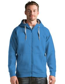 101183 - Victory Full Zip Hood Columbia Blue (Mens Outerwear Jacket)