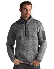 101184 - Fortune Smoke Heather (Mens Outerwear Pullover)