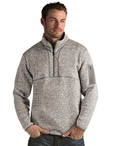 101184-77H - Fortune Oatmeal Heather (Mens Outerwear Pullover)