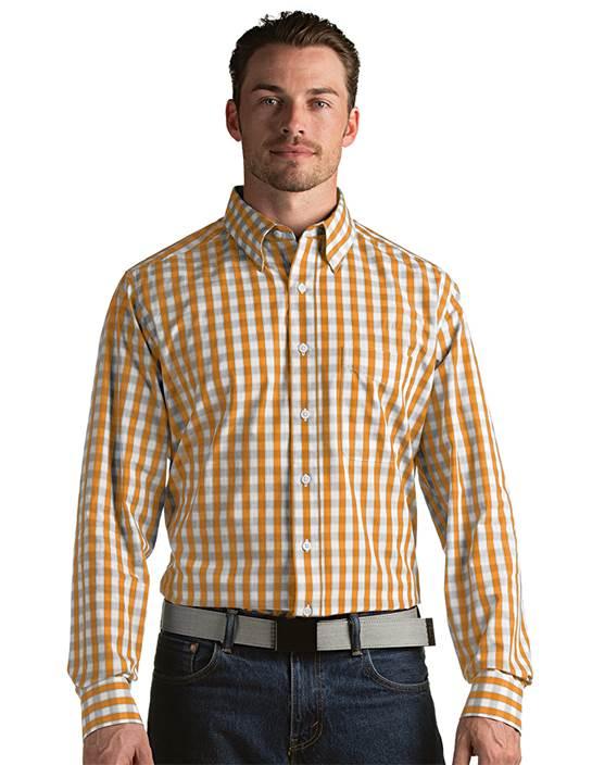 101196 - Alliance Tennessee Orange Multi (Mens Shirts DressShirt)