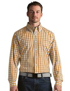 101196 - Alliance Tennessee Orange Multi (Mens Shirts DressShirt)