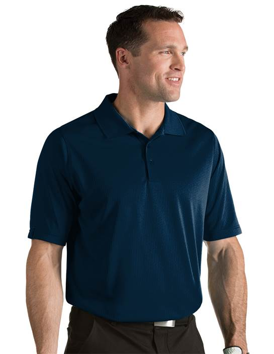 101225 - Status Navy (Mens Shirts Polo)
