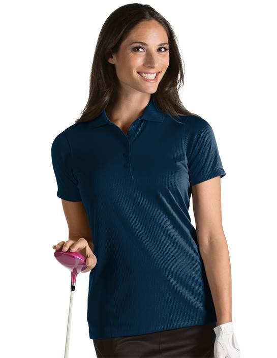 101226 - Women's Status Navy (Womens Shirts Polo)