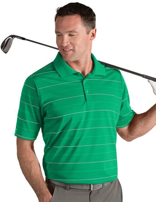 101228 - Premier Dark Mint Multi (Mens Shirts Polo)