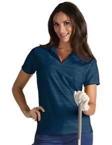 101230 - W Accord Navy (Womens Shirts Polo)