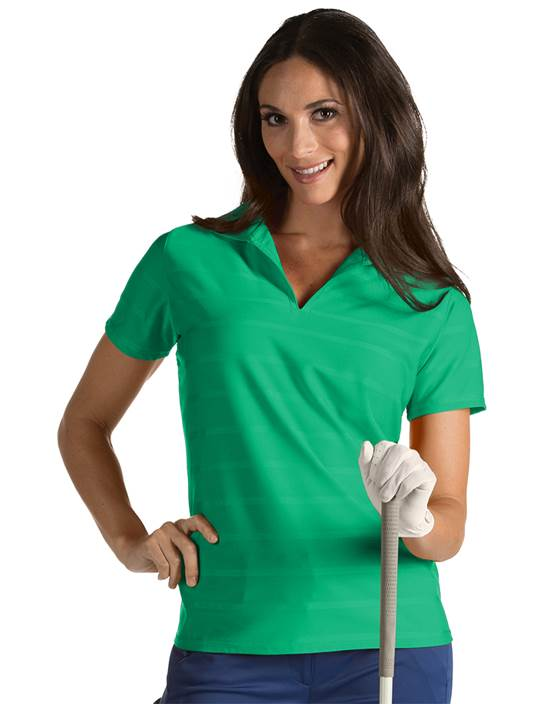 101230 - W Accord Dark Mint (Womens Shirts Polo)