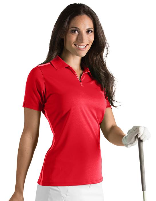 101232 - Women's Balance Dark Ruse/Ruse (Womens Shirts Polo)