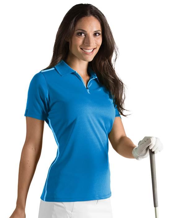 101232 - Women's Balance Dark Jet/Jet (Womens Shirts Polo)