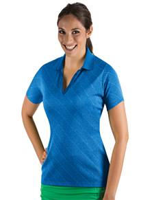 101251-752 - W's Praise Cabana Multi (Womens Shirts Polo)
