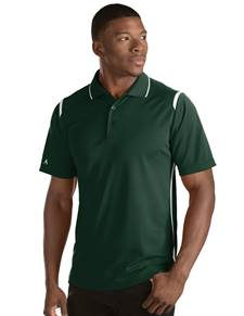 101298 - Merit Dark Pine/White (Mens Shirts Polo)