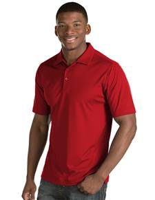 101300 - Inspire Dark Red (Mens Shirts Polo)