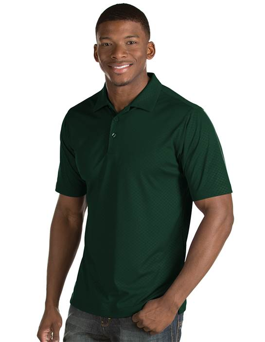 101300 - Inspire Dark Pine (Mens Shirts Polo)