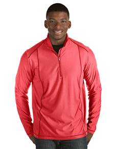 101304 - Tempo Dark Red Heather (Mens Outerwear Pullover)