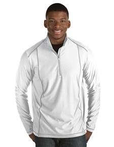 101304 - Tempo White/Silver (Mens Outerwear Pullover)