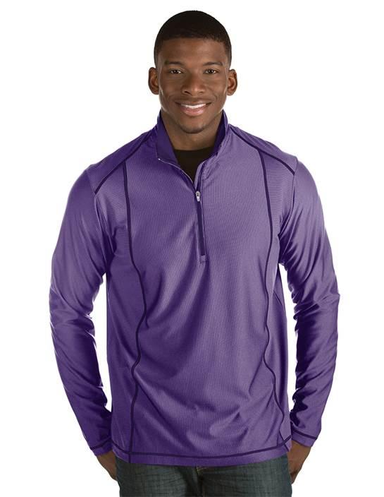 101304-243 - Tempo - Attic Pricing Dark Purple Heather (Mens Outerwear Pullover)